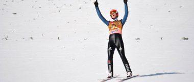 WC in Lahti: Karl Geiger wins