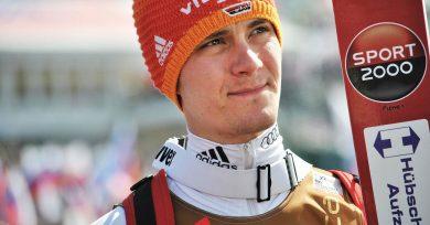 Stephan Leyhe starts rehabilitation
