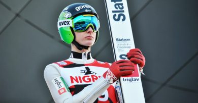 WC Planica: Domen Prevc wins the trial round