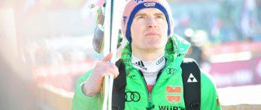 Severin Freund underwent knee surgery