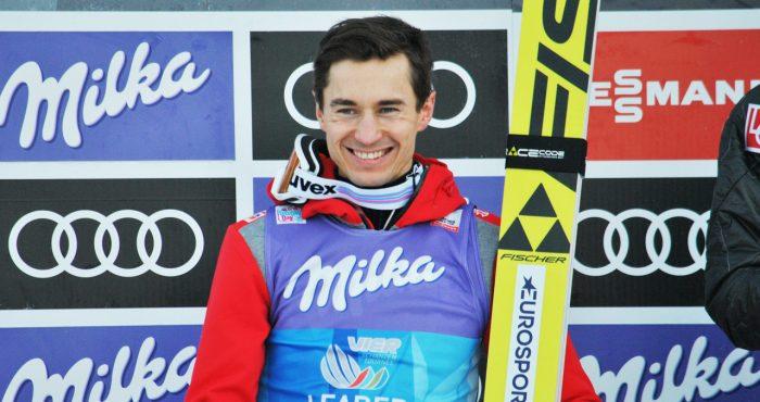 Kamil Stoch: Nie muszę zdobywać złotych medali