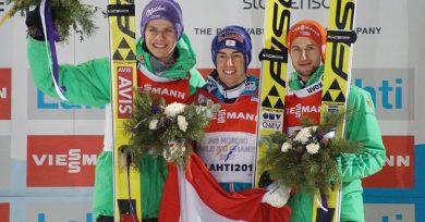MŚ w Lahti: Złoty medal dla Krafta