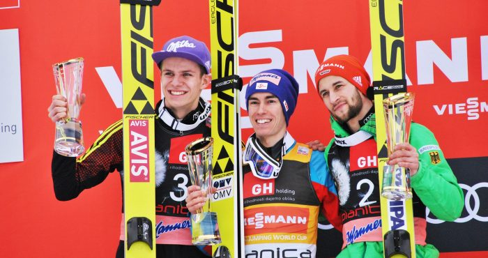 WC Planica: Stefan Kraft the best in the first competition