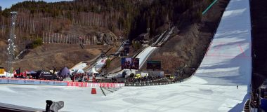 Raw Air: spectators and restrictions in Vikersund