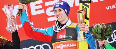 WC in Bad Mitterndorf: Stefan Kraft wins