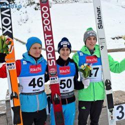 Daniel Huber, Clemens Aigner, Bor Pavlovcic