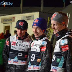 Tande, Forfang, Johansson