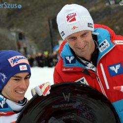 Stefan Kraft, Heinz Kuttin