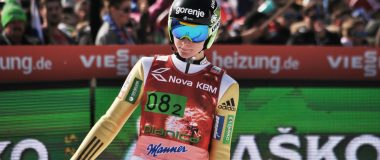 RAW Air in Vikersund: Domen Prevc best in the trial