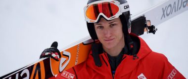 FIS Cup Oberhof: Seria próbna dla Hubera