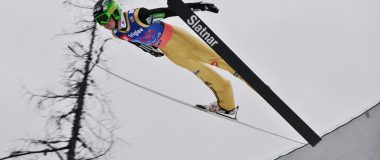 COC in Whistler: Miran Zupancic wins the trial