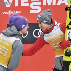 Andreas Wellinger, Kamil Stoch