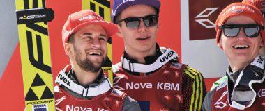 Markus Eisenichler is the new World Champion!