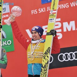 Ski Flying World Cup Podium