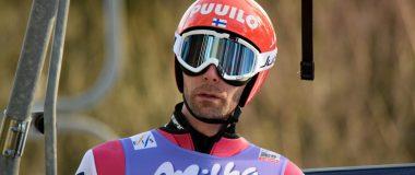 Kolejny koniec kariery Janne Ahonena