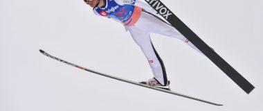 FIS Cup w Szczyrku: Seria próbna dla Hubera, Krzak i Juroszek w czołówce
