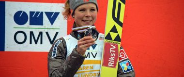 WC in Ljubno: Maren Lundby wins again