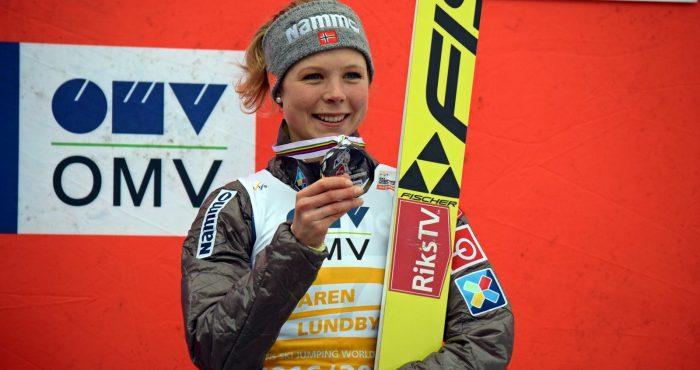 L-WC Ljubno: Maren Lundby claims the win