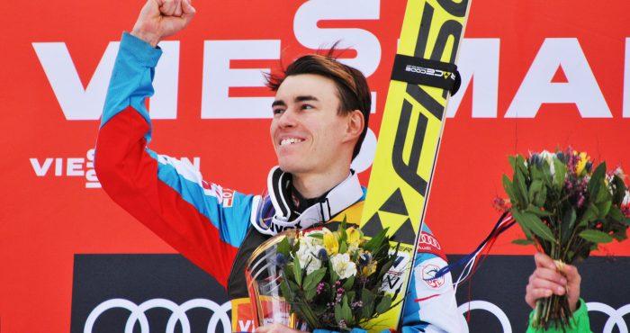 WC in Zakopane: Stefan Kraft wins
