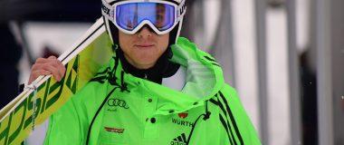 FIS Cup in PyeongChang: Tim Fuchs win