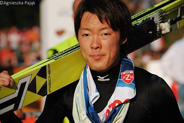 SGP in Zakopane Junshiro Kobayashi