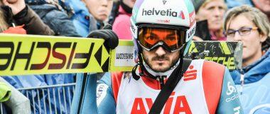 Peier po raz czwarty mistrzem Szwajcarii
