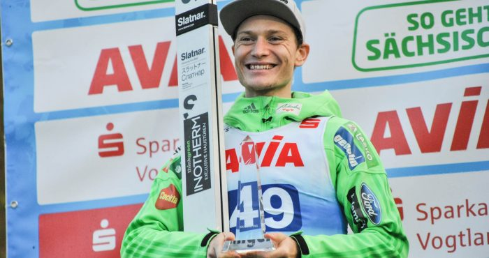 SGP Klingenthal: Lanisek wins on a rainy day