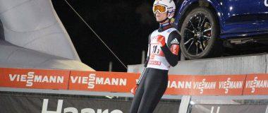 MŚwL w Oberstdorfie: Tande przed Stochem na pierwszym treningu, druga seria przerwana