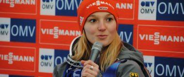 Ladies WC in Lillehammer: Katharina Althaus best
