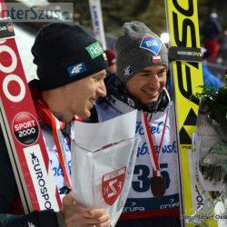 Kamil Stoch Stefan Hula