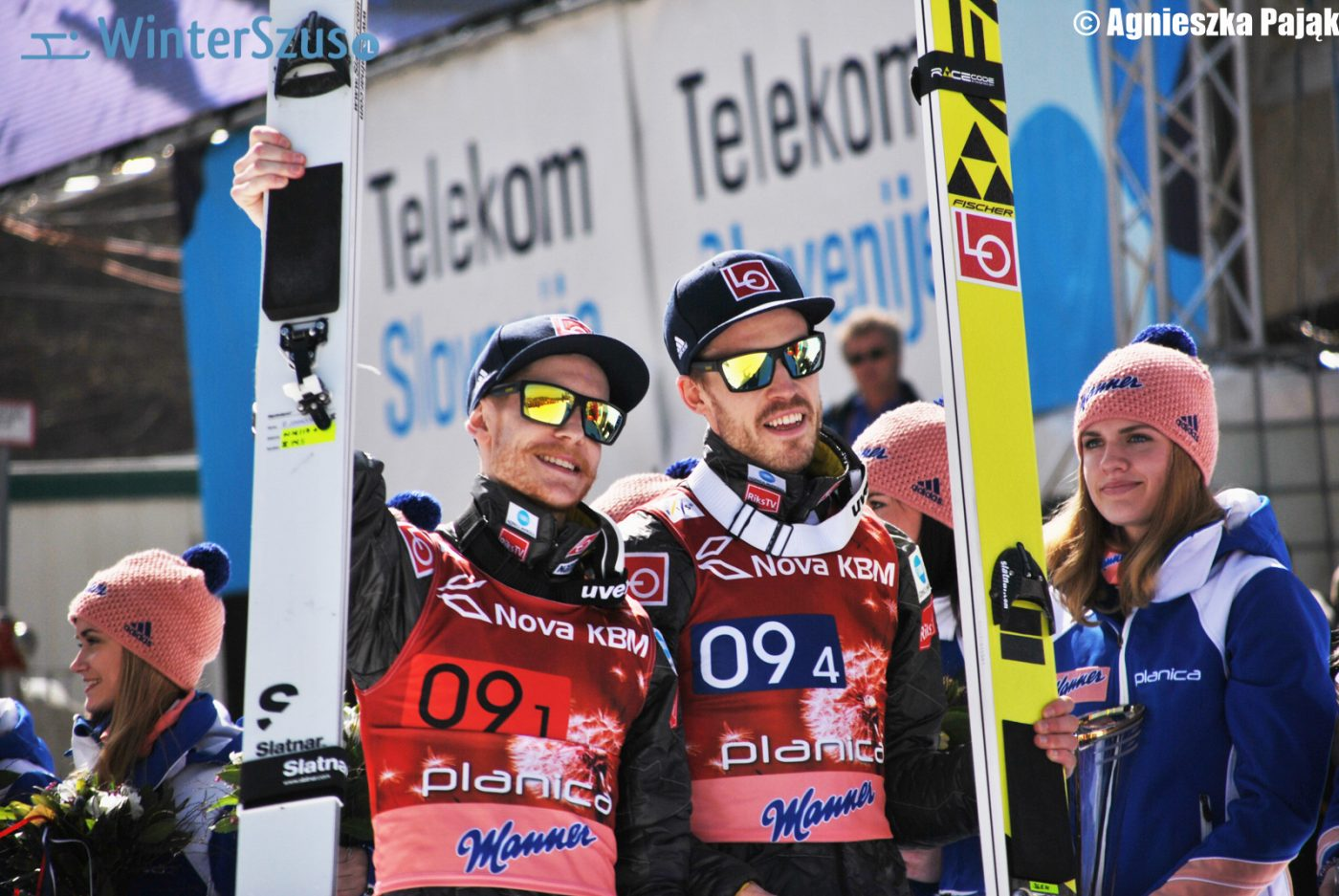 Johansson Robert & Stjernen Andreas 1