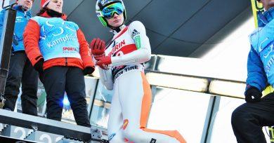 Slovenian U18 and U20 Championships: Jan Bombek and Domen Prevc win