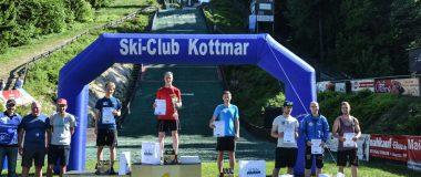 Maximilian Kaiser wygrywa w Kottmar, Gryczuk na podium