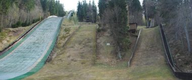 This is the end. Hills in Harrachov closed!
