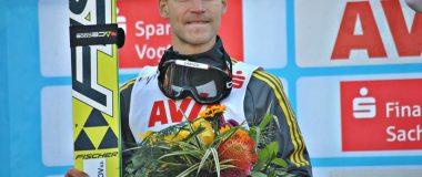 Roman Koudelka mistrzem Czech