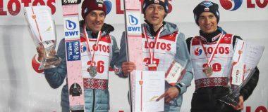 Dawid Kubacki mistrzem Polski