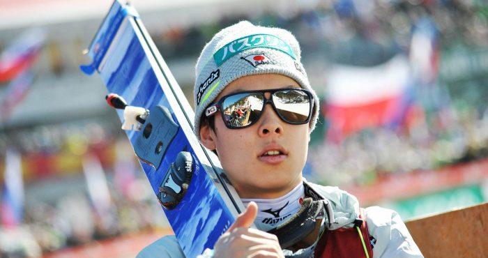 PŚ w Planicy: R. Kobayashi liderem po I serii, Żyła trzeci