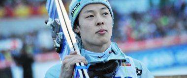 WC in Lahti: Ryoyu Kobayashi best in quali