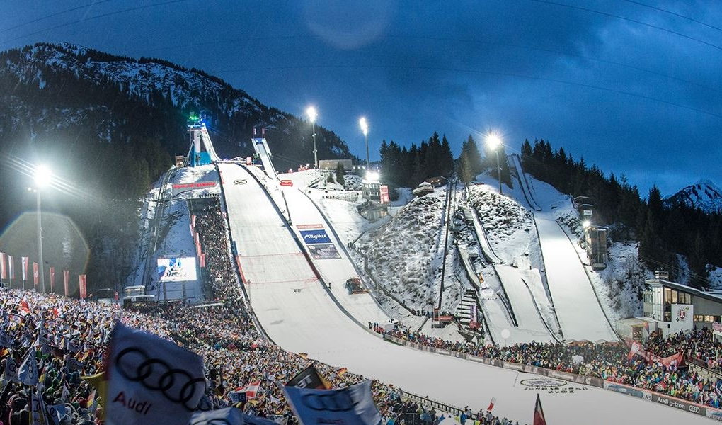 Oberstdorf / fot. skisprungschanzen.com