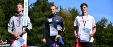 Roman Koudelka is the Czech Champion