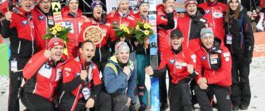 Skład Austriaków na konkursy w Zakopanem