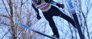 PŚ Titisee-Neustadt: Kobayashi wygrywa kwalifikacje