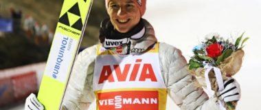 TCS w Oberstdorfie: Triumf Karla Geigera, Stoch na podium