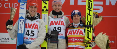 Double German victory at the World Cup debut in Rasnov
