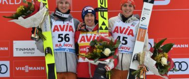 WC in Rasnov: Kraft made it to the top of the podium