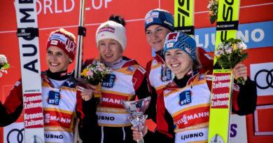 L-WC: Team victory for Austria in Ljubno