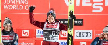 TCS Innsbruck: Triumf Stocha, Kubacki trzeci