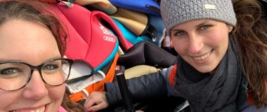 Fly High Bags – an alternative way to use ski jumping suits
