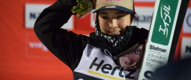 Raw Air Pań w Lillehammer: Triumf Sary Takanashi