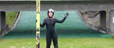 Astrid Norstedt nadzieją szwedzkich skoków narciarskich